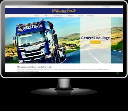 High quality web design in Hertfordshire