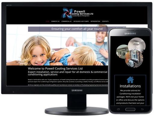 Websites for trades in Hertfordshire