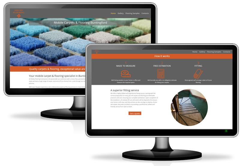 Websites for carpet flooring companies